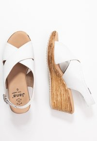 Jana - Clogs - white - 3