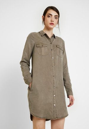 VMSILLA SHORT DRESS  - Shirt dress - bungee