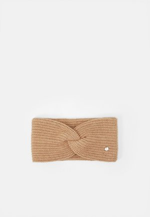 HEADBAND - Ear warmers - camel
