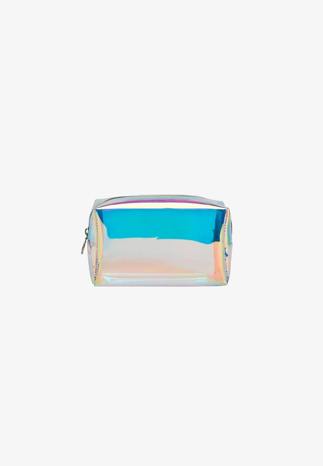 Wash bag - multi-coloured