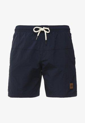 BLOCK - Swimming shorts - navy