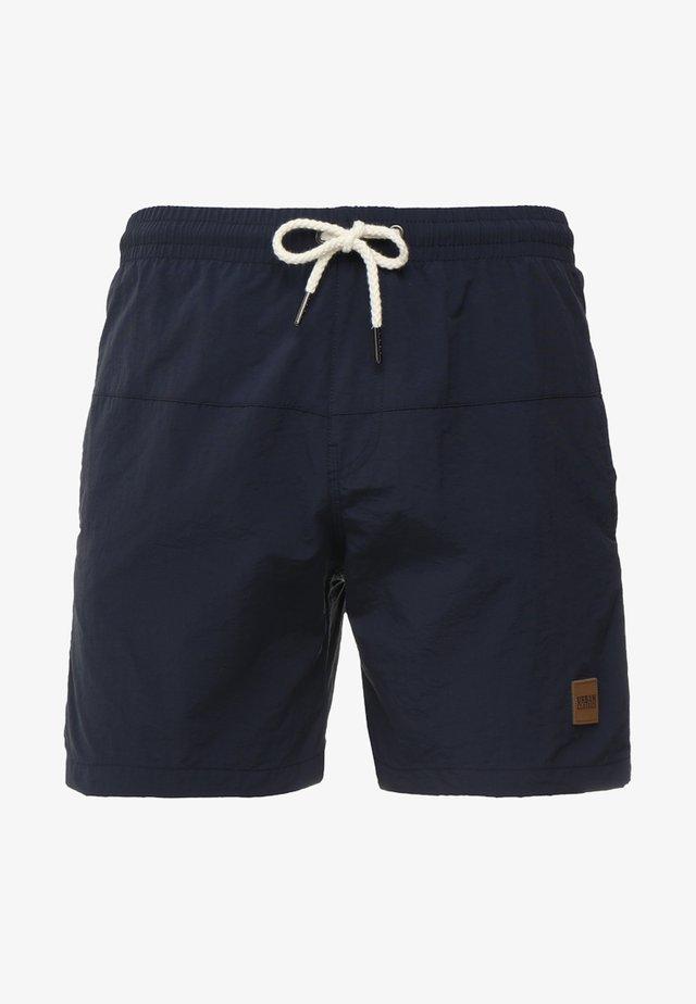 BLOCK SWIM - Swimming shorts - navy