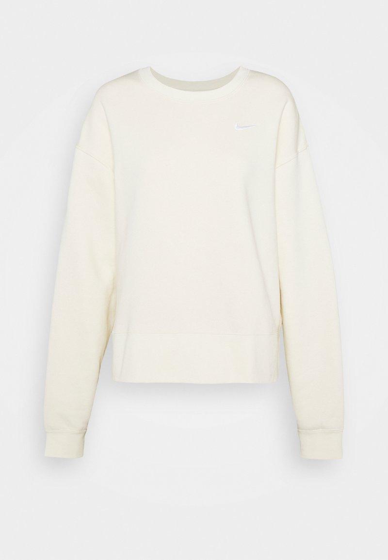Nike Sportswear - CREW TREND - Sudadera - coconut milk/white