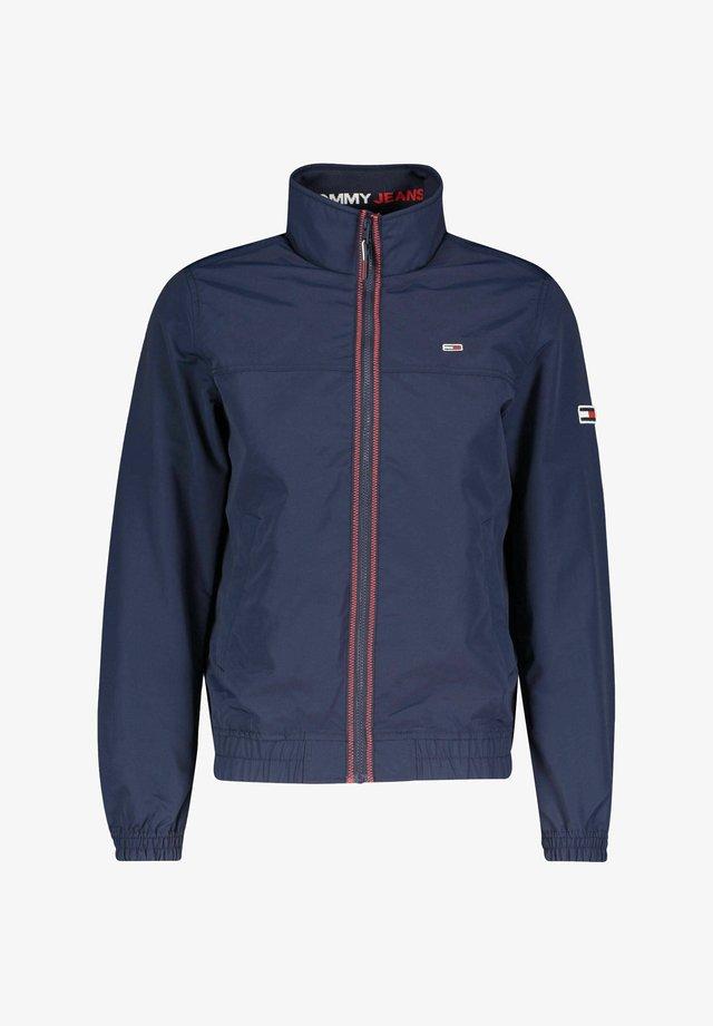 ESSENTIAL CASUAL  - Summer jacket - marine