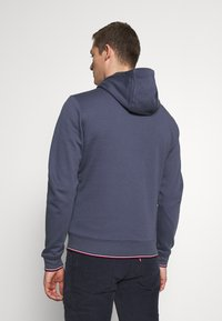 Tommy Hilfiger - BASIC HOODY - veste en sweat zippée - faded indigo - 2