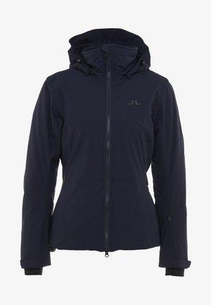 TRUULI - Down jacket - navy