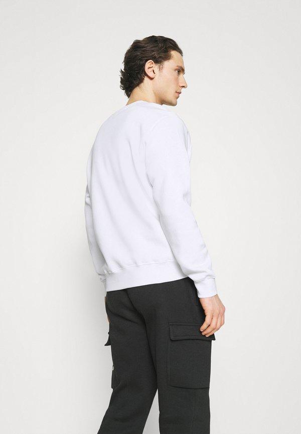 Nike Sportswear COURT CREW - Bluza - white/biały Odzież Męska VELG