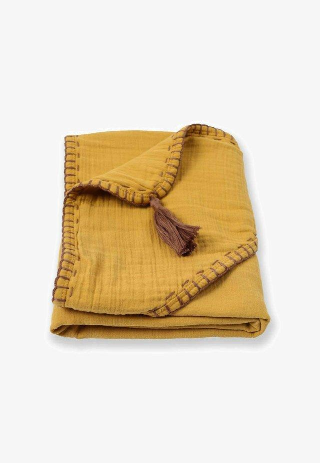Muslin  - Kylpypyyhe - mustard yellow