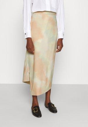 INFINITY SKIRT - Pouzdrová sukně - sky