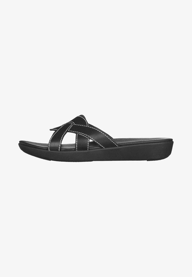 ELYNA - Sandals -  black