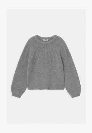 NKFRINJA  - Jumper - grey melange