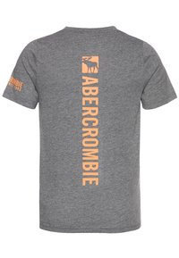 Abercrombie & Fitch - FLEX ITEM  - Print T-shirt - grey - 1