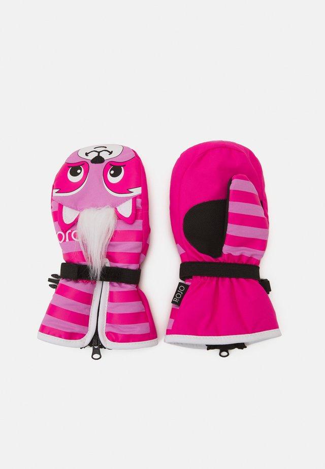 WOODLANDS MITT - Muffole - pink