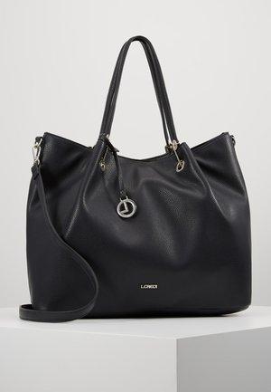 EBONY SET - Shopping bag - marine