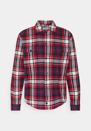 LABOUR - Shirt - red