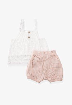 SET - Top - light pink