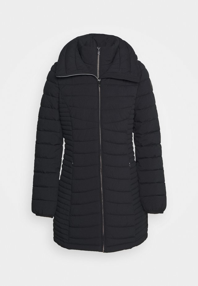 MATTE PACKABLE - Winter jacket - black