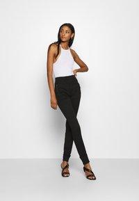 G-Star - WELD HIGH SLIM  - Jeans Skinny Fit - black - 1