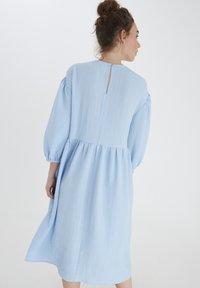 ICHI - IXLOVA DR - Day dress - cashmere blue - 2
