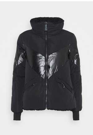 ORIETTA REVERSIBLE JACKET - Chaqueta de invierno - jet black