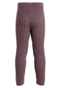 Name it - Leggings - black plum - 1