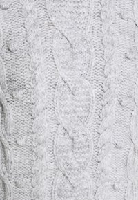 River Island - ULTIMATE CABLE  - Jumper - grey light marl - 2
