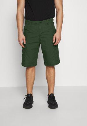 REGULAR CARGO COLUMBIA - Shorts - cypress rinsed