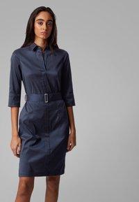 BOSS - DALIRI1 - Shirt dress - open blue - 0