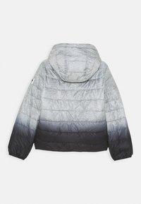 Abercrombie & Fitch - COZY PUFFER - Talvitakki - grey/black - 1