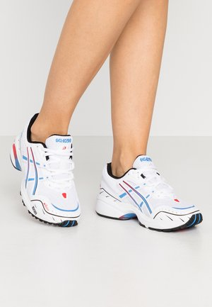 GEL 1090 - Sneakersy niskie - white/blue coast