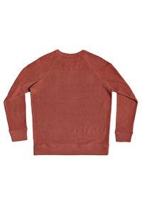 Quiksilver - TOOLANGI SLATE - Sweatshirt - henna - 1