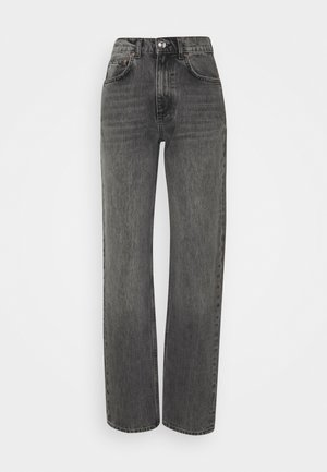 Straight leg jeans - washed grey