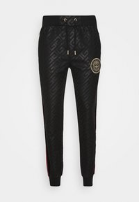 Glorious Gangsta - ALANIS JOGGERS - Tracksuit bottoms - black - 4