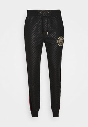 ALANIS JOGGERS - Pantalon de survêtement - black