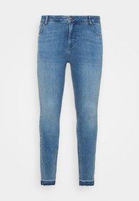 Zizzi - AMY - Jeans Skinny Fit - blue denim - 3