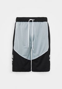 Puma - HOOPS HOOPS GAME SHORT - Sports shorts - black