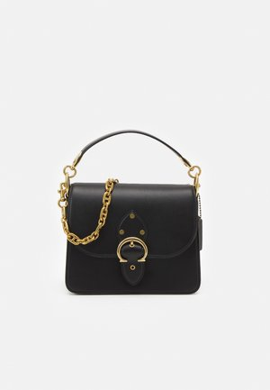 BEAT SHOULDER BAG - Handbag - black