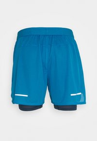 ASICS - VENTILATE SHORT - Pantalón corto de deporte - reborn blue/french blue - 1