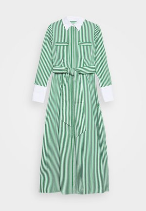 Maxi dress - secret garden green