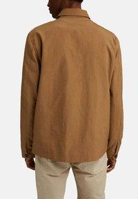 Esprit - SAFARI - Summer jacket - camel - 4