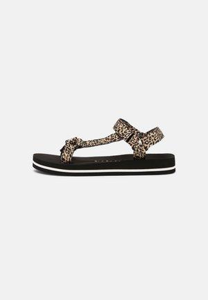 VMKLARA - Sandals - tan