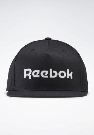 ACTIVE CORE LINEAR LOGO CAP - Cap - black