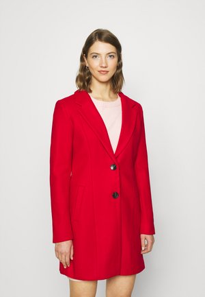 ONLCARMEN - Classic coat - mars red