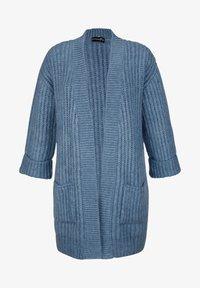 Dress In - Cardigan - rauchblau - 3