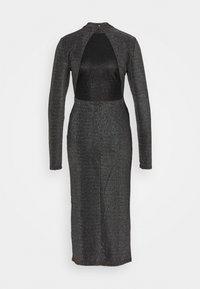 Glamorous Tall - OPEN BACK PARTY DRESS - Maxi-jurk - black - 1