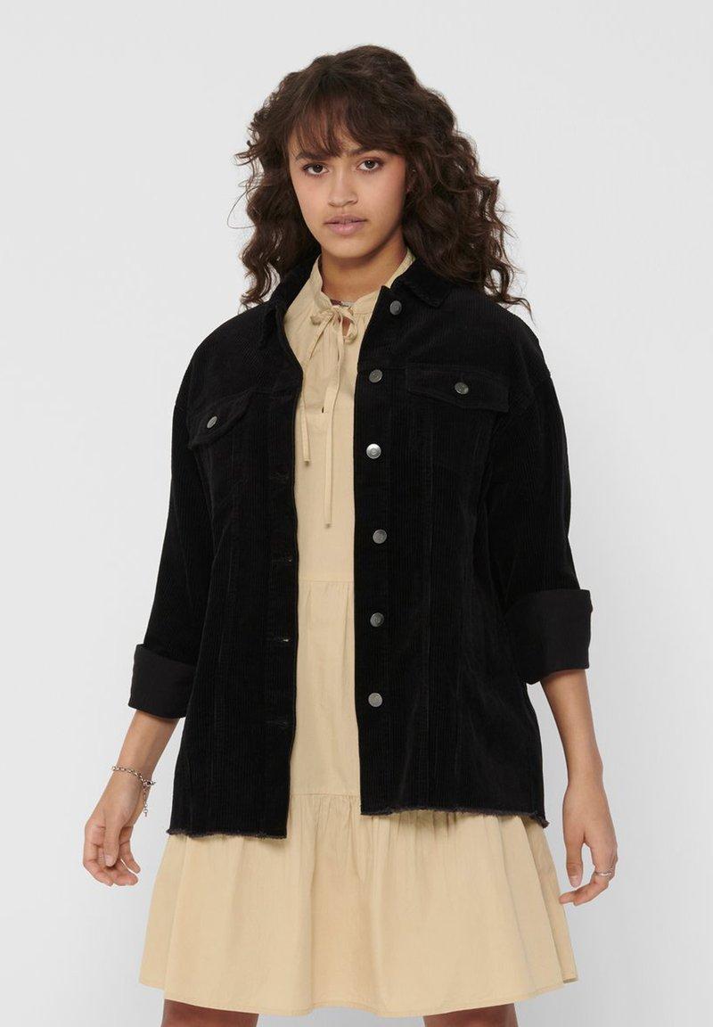 ONLY - Summer jacket - black