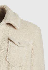 AllSaints - BEVIN - Winter jacket - white - 3