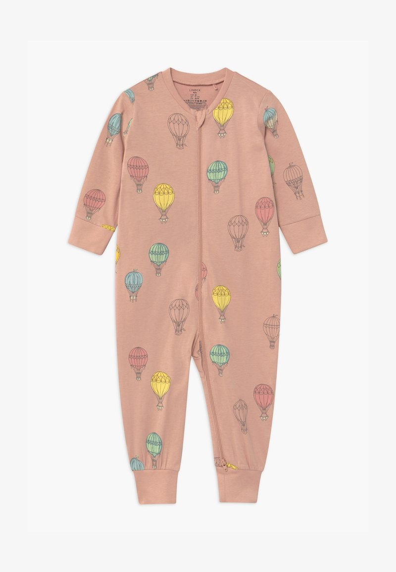 Lindex - BALLOONS UNISEX - Pyjama - dusty pink