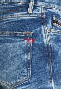 Diesel - D-STRUKT - Jeans Skinny Fit - medium blue - 5