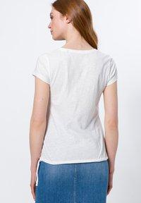 zero - Print T-shirt - offwhite - 2
